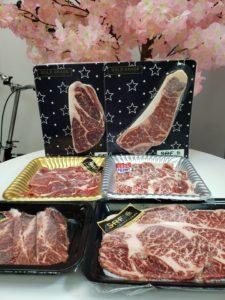 SRF極黑和牛福袋套餐