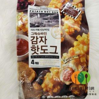 韓國Glucks Schwein 香脆薯仔粒粒熱狗腸