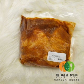 西班牙泰式豬頸肉