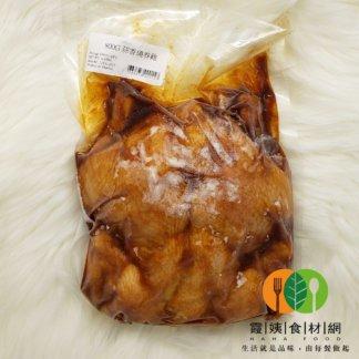 法國蒜香燒春雞