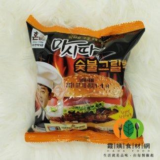 韓國Hanmac 經典炭燒至尊漢堡包