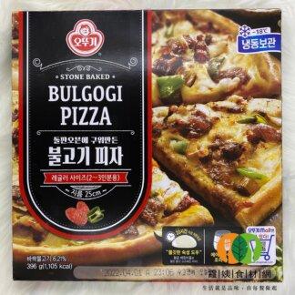 A297 韓國不倒翁烤肉味PIZZA